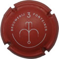 Muselet 3 Fontaines