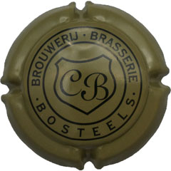 Muselet brasserie bosteels
