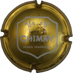 Muselet Chimay peres trappistes