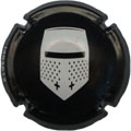 Muselet casque medieval