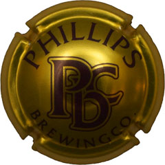 Muselet Phillips pbc Brewing co