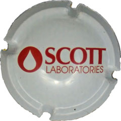 verso Muselets Scott Laboratories BVA verre