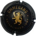 Muselet Ommegang lion verre cooperstown