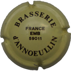 Muselet france emb 59011